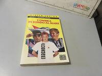 Amarillo Junior Mondadori - L'Sombra En Fondo En Mare - Geoffrey Trease 1991