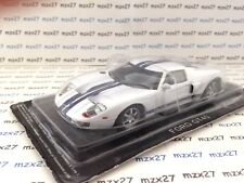 VOITURE FORD GT 40  DREAM CARS DE AGOSTINI 1/43 EME NEUF SOUS BLISTER