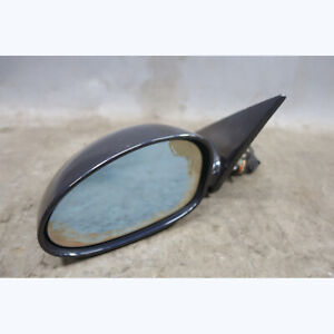2000-2006 BMW E46 M3 2door Left ///M Outside Side View Mirror Carbon Black OEM
