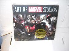 THE ART OF MARVEL STUDIOS 4 book box set IRON MAN 1 & 2 THOR CAPTAIN AMERICA