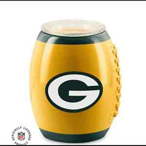 Scentsy sold out Green Bay packers NFL wax warmer new in box
