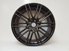 4 x Alloys 9.5/11x21 Wheels ET50/60 FITS:AUDI,PORSCHE,SATIN BLACK,PANAMERA,911