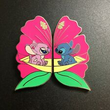 NEW 2020 Disney Stitch and Angel Couples Official Trading Pin Set Magnets