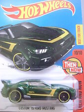 HOT WHEELS - HW THEN AND NOW - CUSTOM '15 FORD MUSTANG - 110/250 - MOC
