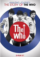 AMAZING JOURNEY: THE STORY OF THE WHO (2-FILM SET) (DVD)