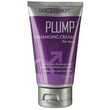 Doc Johnson Plump - Enhancing Cream for Men - 2 oz (56 g)