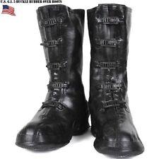 Vintage Military Surplus Xclusive Shoe Rubber US 12 DLA100-89-C-4210 Over Boots