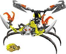 NUOVO Con Scatola LEGO BIONICLE 70794: TESCHIO SCORPIO - ✴ e Nuovo di zecca ancora sigillata ✴