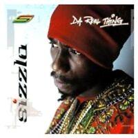 SIZZLA - DA REAL THING  CD NEU