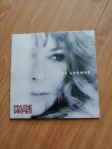 Mylene Farmer Des Larmes. Cd single
