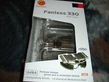 Universal High End class VGA Fanless cooler/heatsink Thermaltake 330(spitfire)