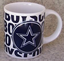 Coffee Mug Sports NFL Dallas Cowboys NEW 11 ounce cup with gift box
