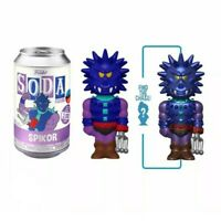 NYCC 2020 Funko Pop Vinyl Soda! Spikor Chance for Chase! MOTU Confirmed Order!