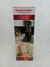 KitchenAid 2-Speed Hand Blender - Onyx Black (KHB1231OB)