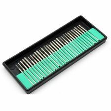 Electric Nail Drill File Bits 30pcs Set Replacement Tool Stainless Steel Head
