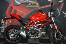 2020 Ducati Monster 797 Red