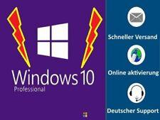 Windows 10 Professional 32/64 Bit - Clean Install oder Upgrade Win 7/8 SALE!!!!