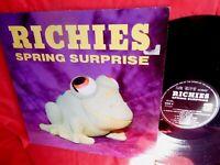 RICHIES Spring surprise LP 1991 GERMANY MINT- Inner