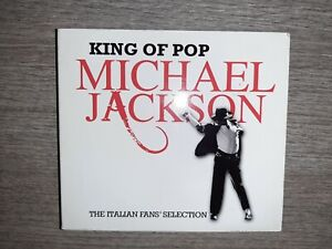 Michael jackson cd king of pop