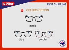 AU Blue light Blocking Computer Gaming Glasses Spectacles Anti Eyestrain Eyewear