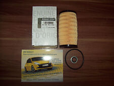 GENUINE RENAULT ESPACE 4 2.0 M9R OIL FILTER - 8200362442
