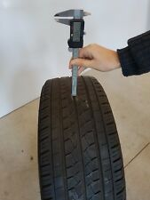 Gomma Bridgestone 215/60 R16 101 T con ancora ben 4 mm di battistrada.