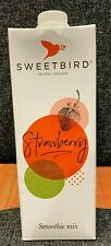 Sweetbird Strawberry Smoothie Mix 1 Litre BB 30.04.20