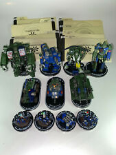 MechWarrior SWORDSWORN Uniques   -FREE SHIPPING-  Lot B