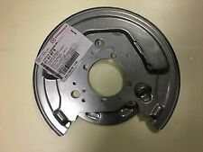 TOYOTA AVENSIS 2003 - 2008  Rear Brake Disc back protection plate RIGHT