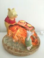 Vintage ceramic Winnie The Pooh Night Light by Charpente