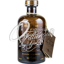 FILLIERS CLASSIC DRY GIN 28 BOTANICALS SMALL BATCH HANDCRAFTED BELGIUM 46%VOL