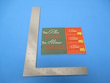 Vintage Kellogg All Bran Plus Food For Minus Meals 16-page Recipe Booklet S2345