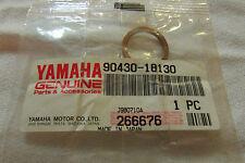 NOS YAMAHA GASKET WASHER 90430-18130-00 YFM 400 450 YXR RHINO WR 250