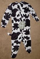 Rubies Black White Holstein Cow Costume - One Size Fits Most