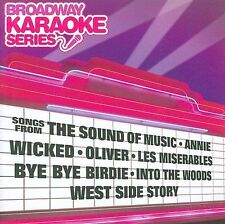 Disney's Karaoke Series: Broadway by Broadway Karaoke Series