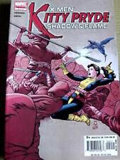 X-Men Kitty Pride: Shadow & Flame n°2 2005 ed. Marvel Comics