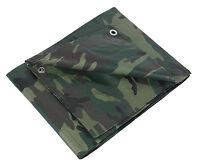 Bache de camouflage 130grs/M²  3,6 X 5M  PRBC1303.6X5