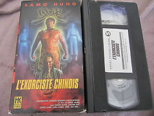 L'exorciste chinois de Samo Hung avec Chang Lung, VHS VOSTF, Kung-Fu, RARE!!!!