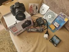 Kit Canon EOS 600D Digital camera EF-S 18-55 IS II