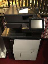 HP LaserJet Enterprise Flow M880Z+ M880 A3 A4 Multifunction Laser Printer A2W76A