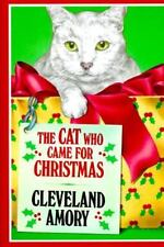 The Cat Who Came for Christmas Cleveland Amory HC 1987