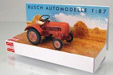 Busch 50009 TRATTORE PORSCHE JUNIOR K dente del tempo scale 1 87 NUOVO OVP