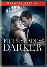 Fifty Shades Darker (Blu-ray Disc ONLY, 2017)