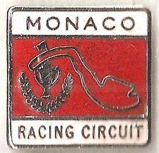MONACO CIRCUIT BADGE 22mm x 22mm