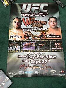 UFC 39 Poster