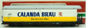 LGB 40570 Calanda Brau Sliding Side Car EX/Box
