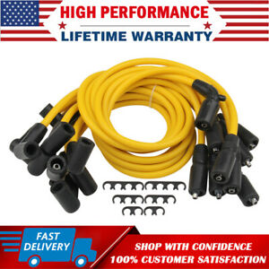 Spark Plug Wire for GMC Chevy C1500 C2500 C3500 5.7L 5.0L V8 1996 1997 1998 1999