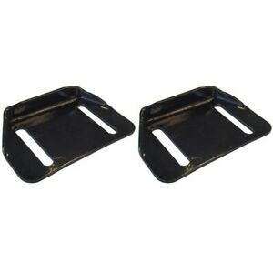 2pk Snow Blower Thrower Slide Skid Shoes for 784-5580 Fits Cub Cadet/MTD