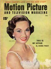 Motion Picture and Televison Magazine -  July, 1954 - Revue Américaine de Cinéma