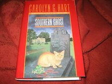 Southern Ghost No. 8 by Carolyn G. Hart (1992, Hardcover)1ST PRTG SIGNED